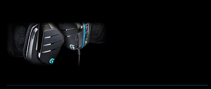 Logitech G933 7 1 Wireless Artemis Spectrum Gaming Headset / 7 1 Dolby  surround sound / Adjustable 16 8 million colors RGB lighting in 2 zones /  Dolby