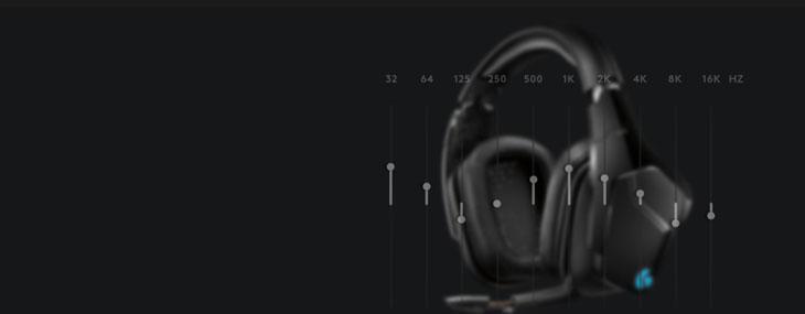 Logitech G935 7 1 Wireless Headset