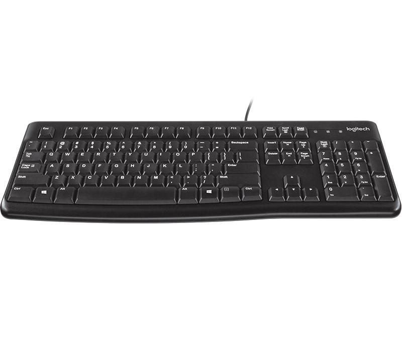 logitech mk120 keyboard and mouse combo best deal south africa. Black Bedroom Furniture Sets. Home Design Ideas