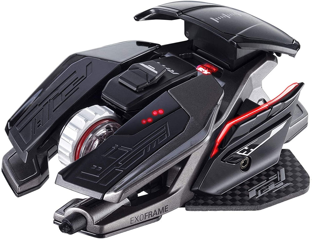 Mad Catz R.A.T. Pro X3 Gaming Mouse - Black