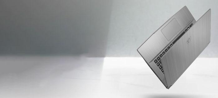 MSI Creator 15M A10SD Core i7 GTX 1660 Ti Professional Laptop