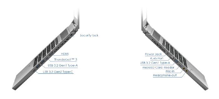 MSI Creator 17 A10SFS RTX 2070 Super Laptop With 2TB SSD