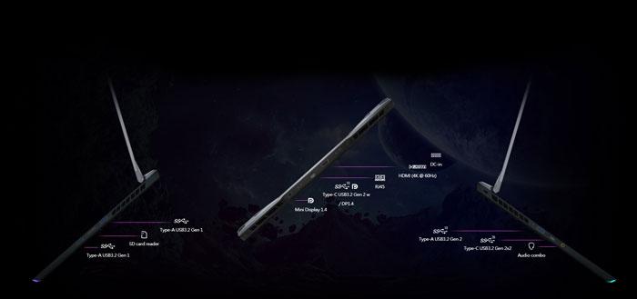 MSI GE76 Raider 10UG Core i7 RTX 3070 Gaming Laptop