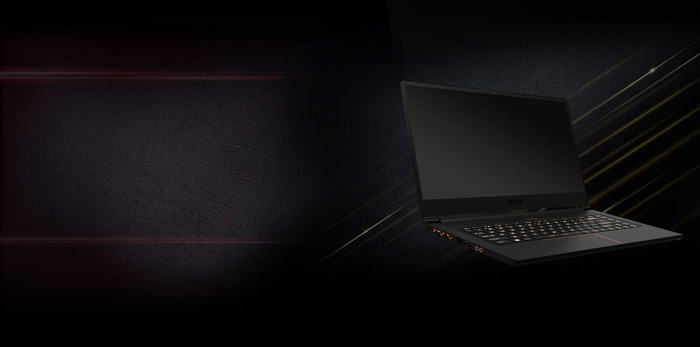 MSI GS65 8RF Stealth 1070 Laptop With 512GB SSD And 16GB RAM