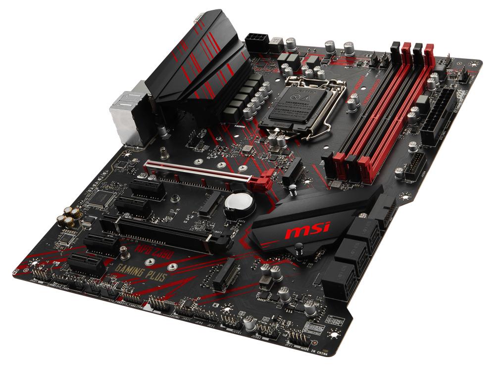 MSI MPG Z390 Gaming Plus Intel Motherboard