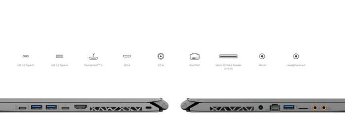 MSI WS75 10TM XEON RTX 5000 Workstation Laptop