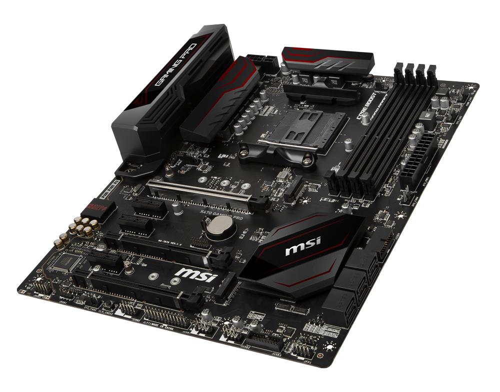 AMD RYZEN 9 3900X MSI X470 PRO 16GB DDR4 Upgrade Kit