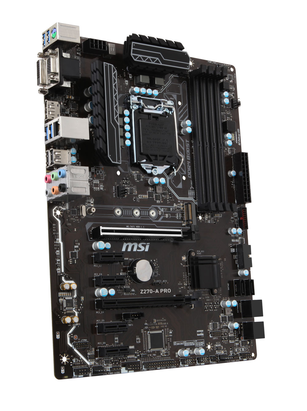 Msi Z270-a Pro Intel Motherboard - Free Shipping