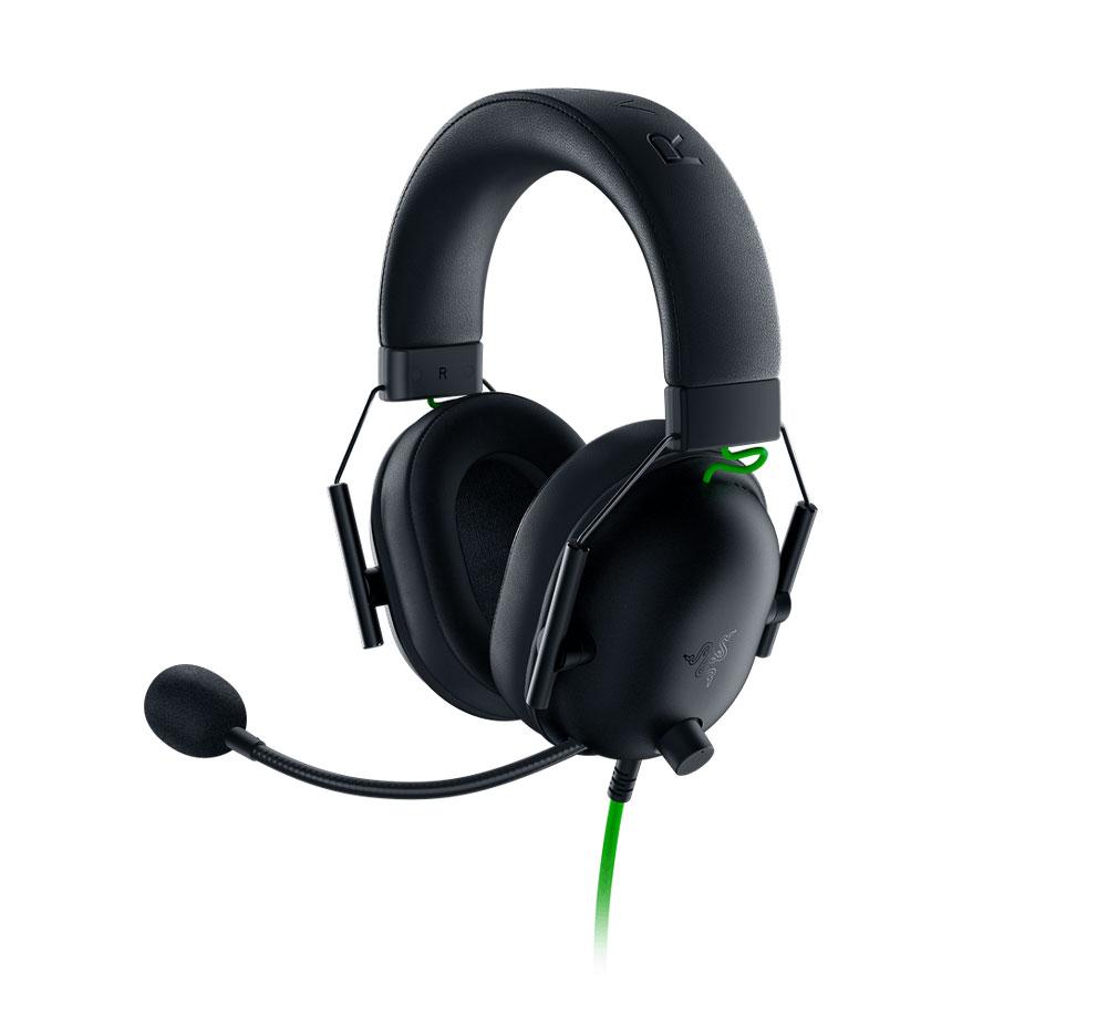Razer BlackShark V2 X Gaming Headset- Black