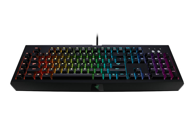 RAZER BlackWidow Chroma USB Gaming Keyboard