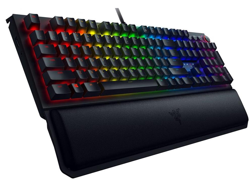 Razer Blackwidow Elite Gaming Keyboard Green Switches