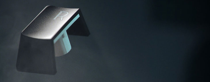 Razer BlackWidow V3 Gaming Keyboard - Green Switches
