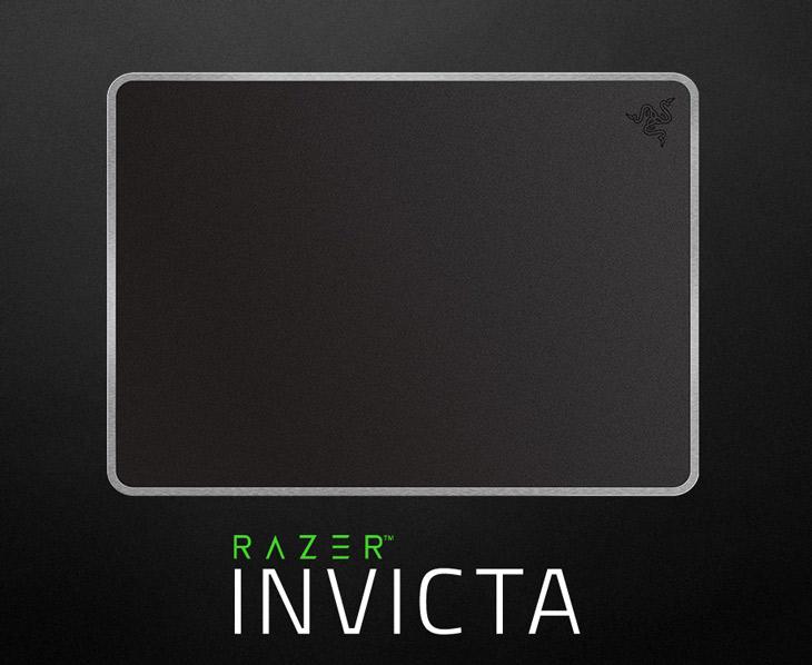 Razer Invicta Gunmetal Grey Edition Gaming Mousepad