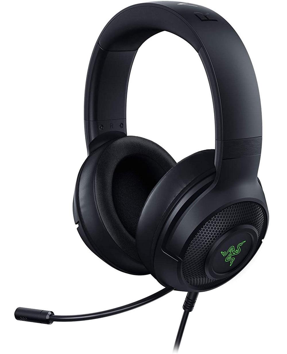 Razer Kraken V3 X Wired USB Gaming Headset