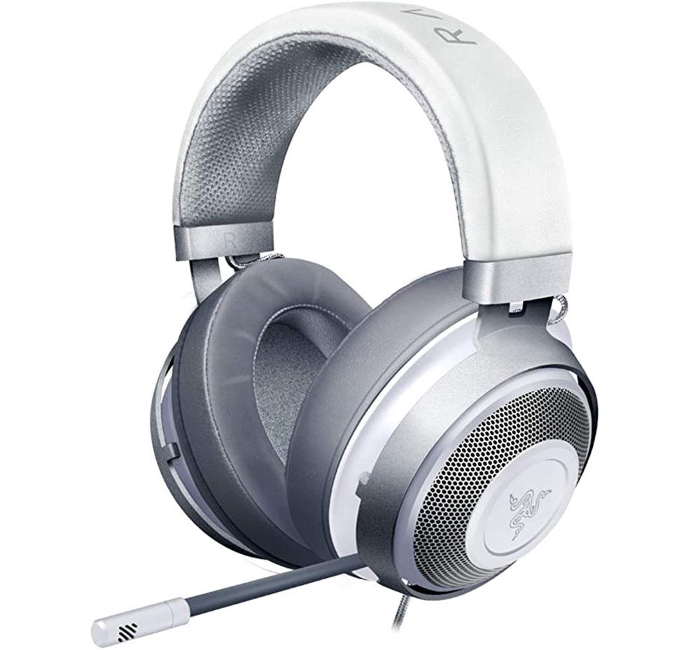 Razer Kraken Wired Gaming Headset - Mercury