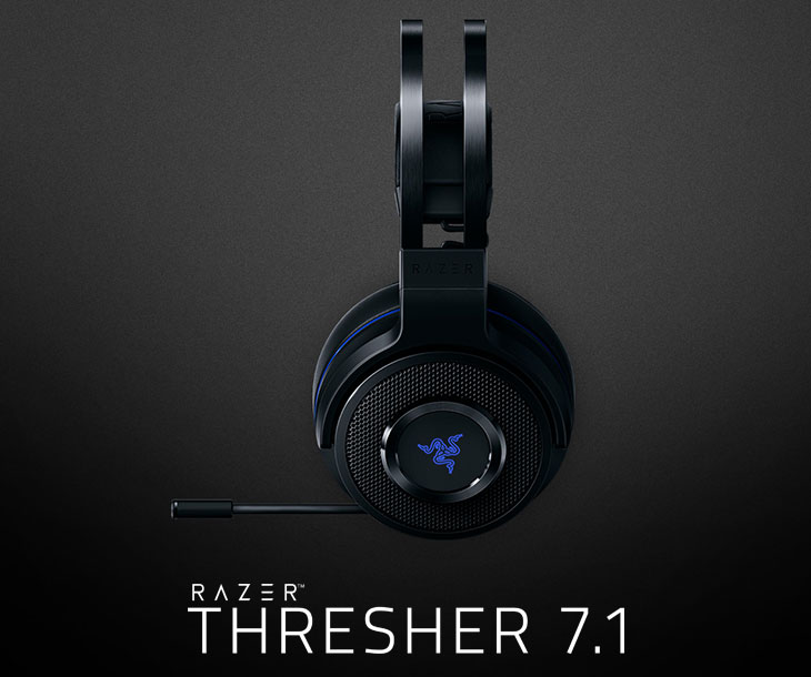 Razer Thresher 7.1 Wireless Gaming Headset