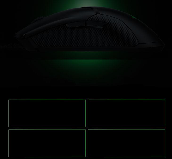 Razer Viper 8KHz Ambidextrous Optical Gaming Mouse
