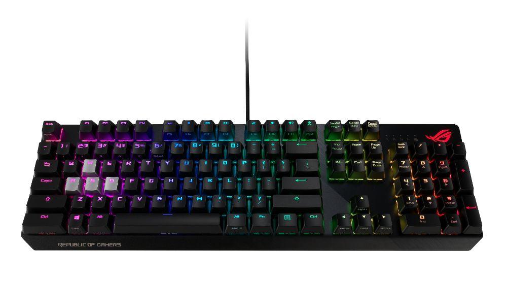 ROG Strix Scope RGB gaming mechanical keyboard