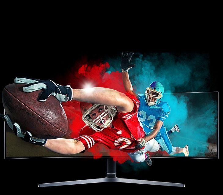 Samsung CHG90 49-Inch QLED Curved Gaming Monitor
