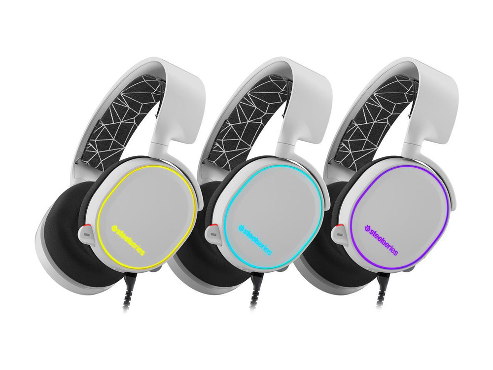 Steelseries ARCTIS 5 White Headset - Best Deal - South Africa