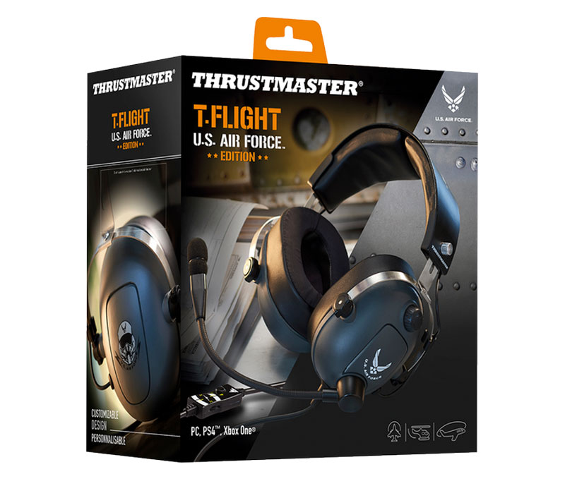 Thrustmaster U.S Air Force Edition gaming headset
