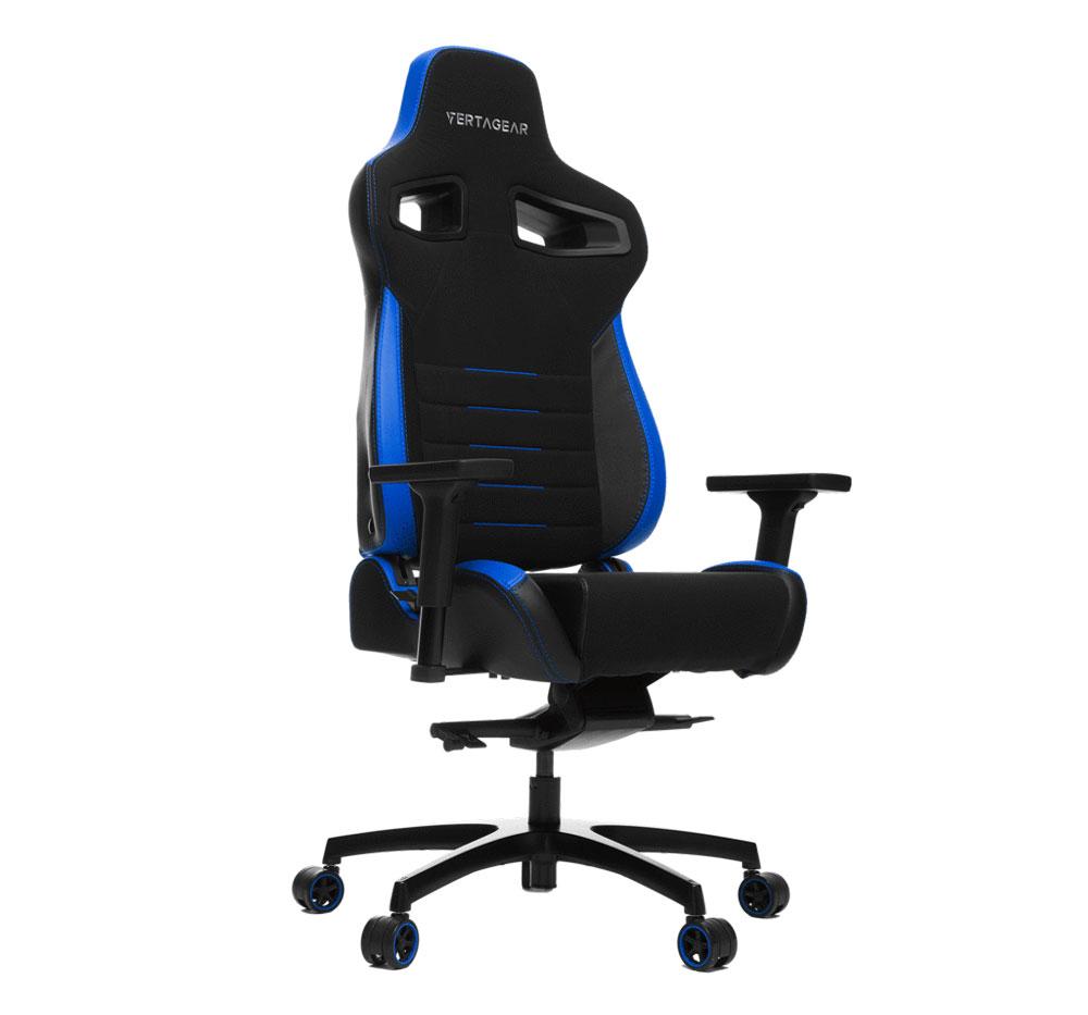 Vertagear PL4500 Gaming Chair Black / Blue