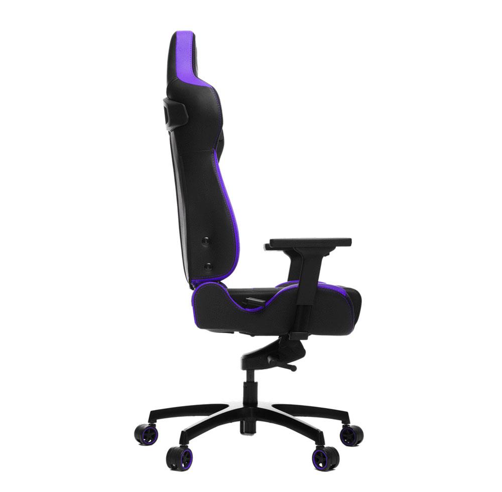 Vertagear PL4500 Gaming Chair Black / Purple