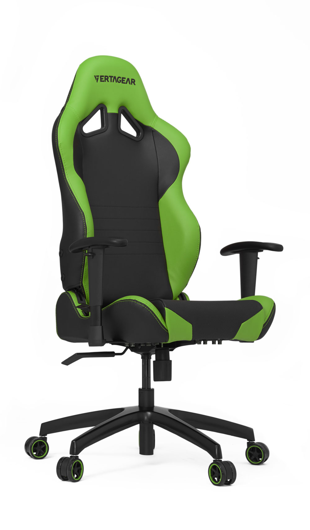 Vertagear SL2000 Gaming Chair Black / Green
