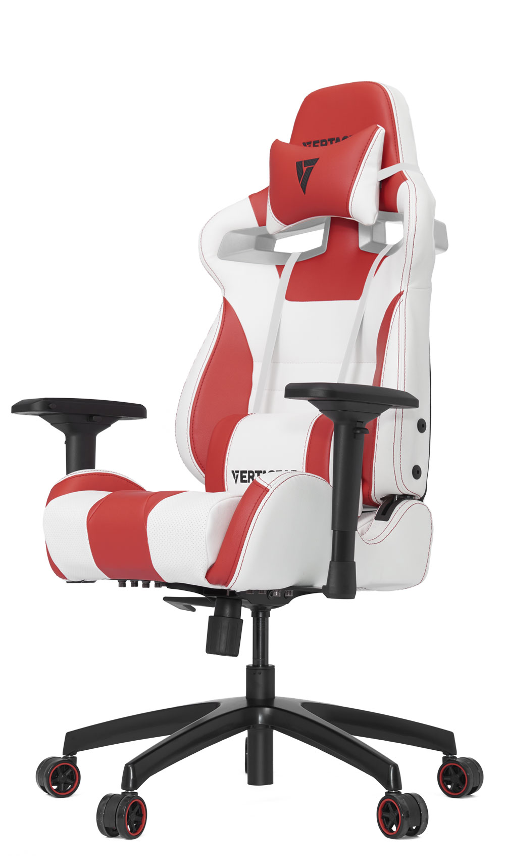 Vertagear SL4000 Gaming Chair White / Red