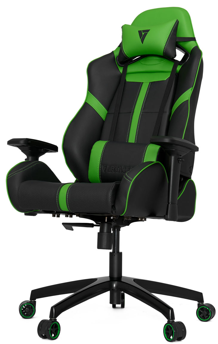 Vertagear SL5000 Gaming Chair Black / Green