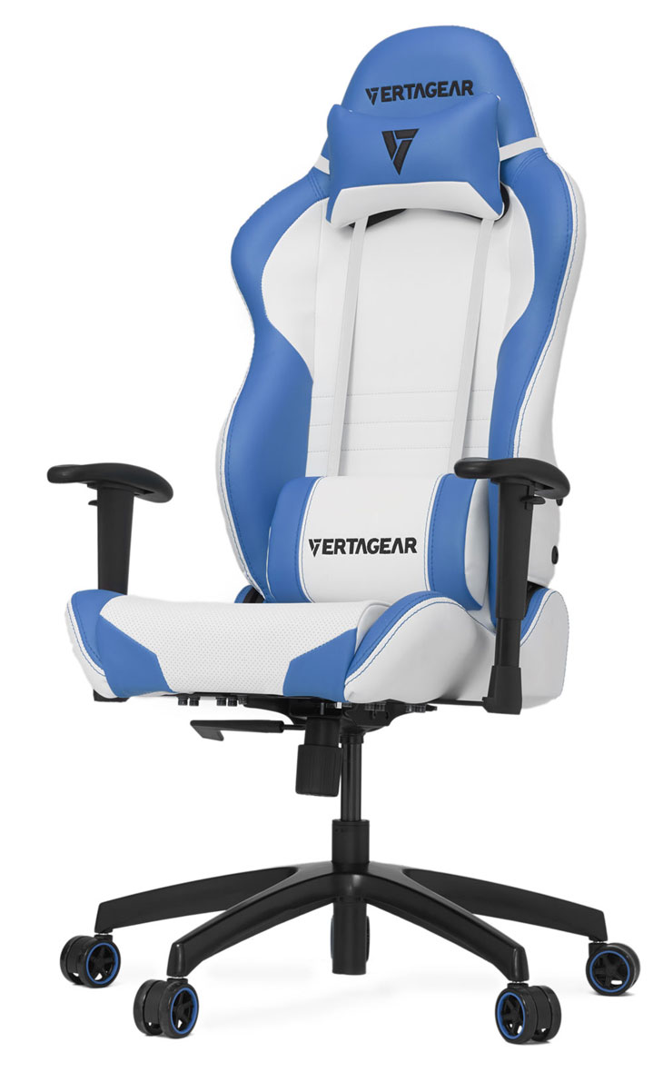 100 Office Chairs Prices In South Africa Office  : vertagear sl2000 gaming chairs white blue 730px v1 from mitzissister.com size 730 x 1191 jpeg 75kB