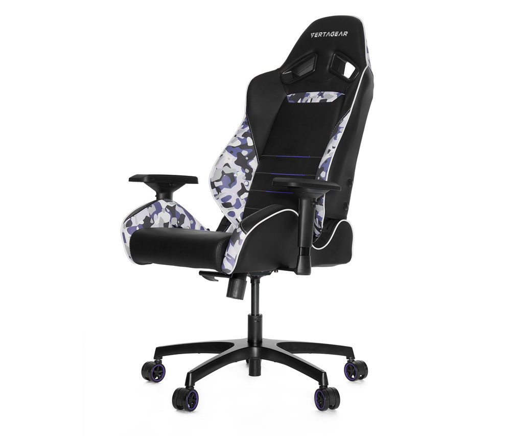 Vertagear SL5000 Gaming Chair Black / Camo