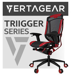 Vertagear Triigger Series Gaming Chairs