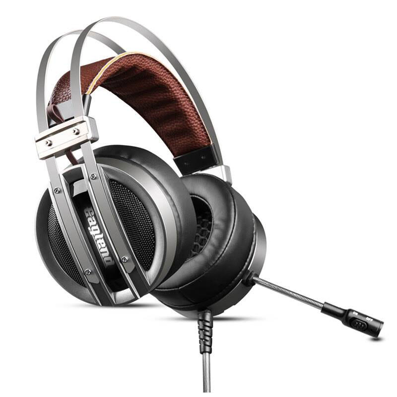 Xiberia F2 7.1 Gaming Headset - Grey