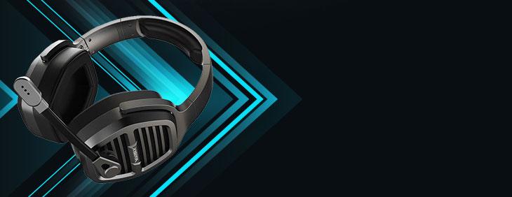 Xiberia V21 7.1 Gaming Headset - Gold