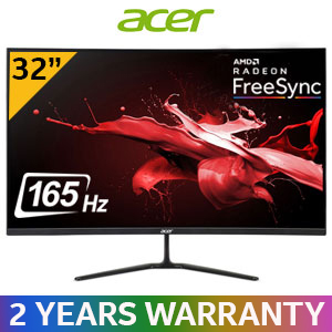 "Acer ED320QRP 32"" 165Hz Gaming Monitor"