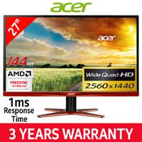 "Acer XG270HU 27"" WQHD LED Monitor"
