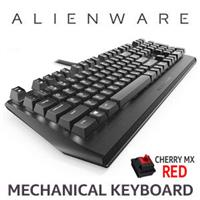 Alienware AW310K Mechanical Gaming Keyboard - Cherry MX Red