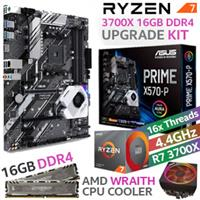 AMD RYZEN 7 3700X Prime X570-P 16GB DDR4 Upgrade Kit