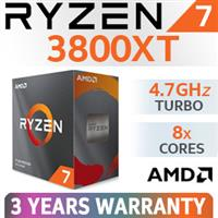 AMD RYZEN 7 3800XT 4.7GHz Processor
