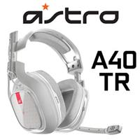 Astro A40 TR Gaming Headset White