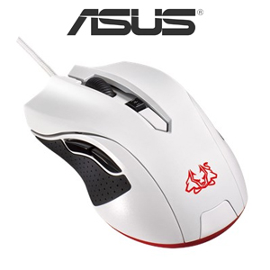 ASUS Cerberus Arctic Gaming Mouse White