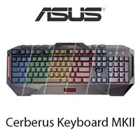 ASUS Cerberus MKII Gaming Keyboard