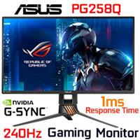 Asus PG258Q 240Hz G-SYNC Gaming Monitor