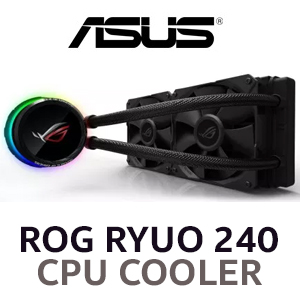 ASUS ROG RYUO 240 Liquid CPU cooler