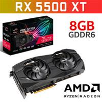 ASUS ROG Strix Radeon RX 5500 XT OC 8GB Graphics Card