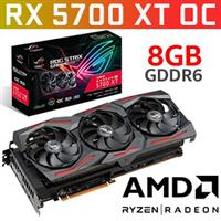ASUS ROG Strix RX 5700 XT OC 8GB GDDR6 Graphics Card