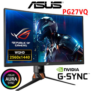 Asus ROG Swift PG27VQ Gaming Monitor
