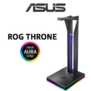 ASUS ROG Throne RGB Headset Stand