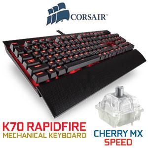 corsair k70 rapidfire keyboard best deal south africa. Black Bedroom Furniture Sets. Home Design Ideas